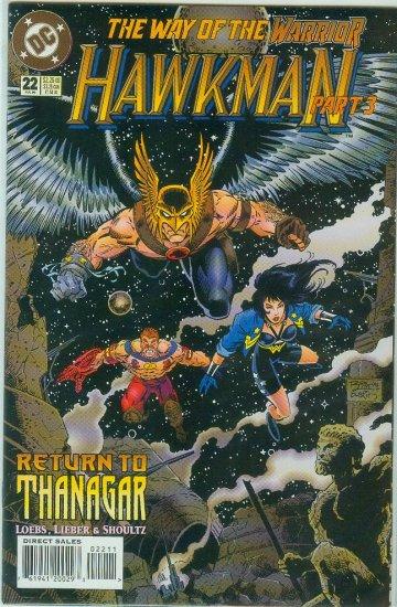 Hawkman #22 (1995)