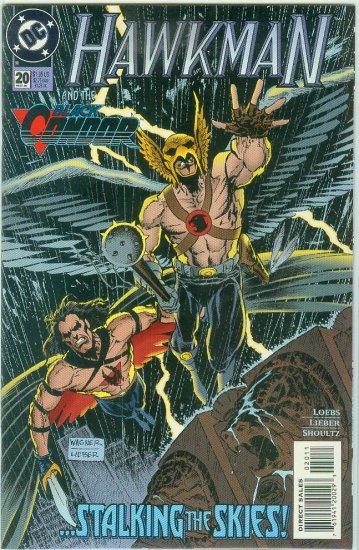 Hawkman #20 (1995)
