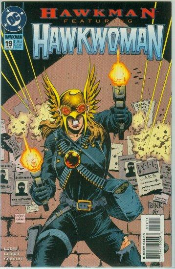 Hawkman #19 (1995)