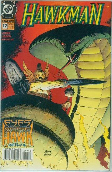 Hawkman #17 (1995)