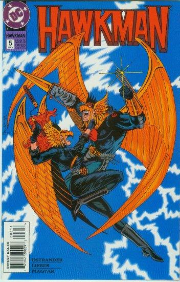 Hawkman #5 (1994)