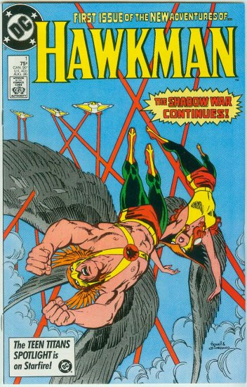 Hawkman #1 (1986)
