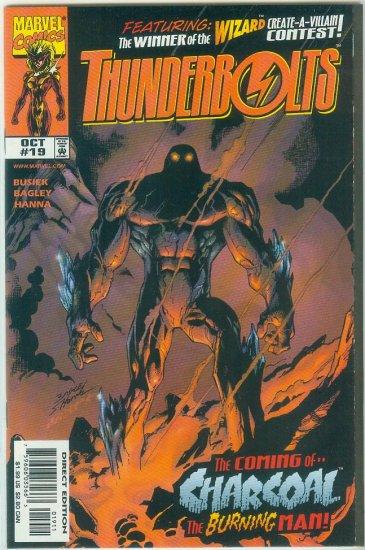 THUNDERBOLTS #19 (1998)