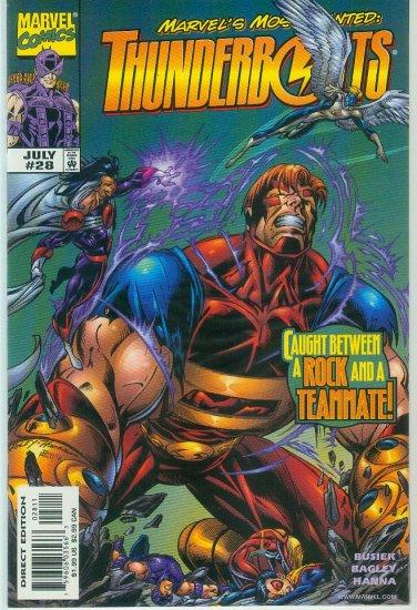 THUNDERBOLTS #28 (1999)