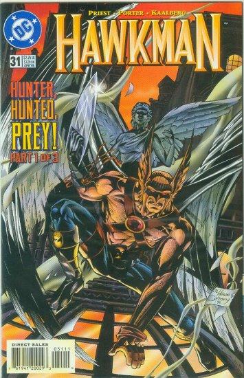 Hawkman #31 (1996)