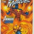 Captain Marvel #0 From Marvel And Wizard (1999)