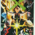 Wizard/Marvel Special Edition Universe X Sketchbook (2000)
