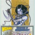 Kabuki #1/2 Wizard/Image (1999)