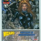 Witchblade #1/2 Wizard/Image (2002)