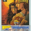 Witchblade/Tomb Raider #1/2 Wizard/Top Cow (1999)