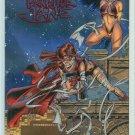 VAMPIRELLA/PAINKILLER JANE VARIANT RED FOIL COVER (1998)