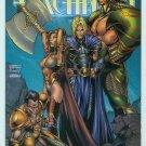 Image Comics Arcanum #3A (1997) Variant Cover