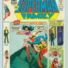 JIMMY OLSEN PRESENTS SUPERMAN FAMILY #165 (1974) BRONZE AGE