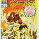 MARVEL COMICS PHOENIX THE UNTOLD STORY (1984)