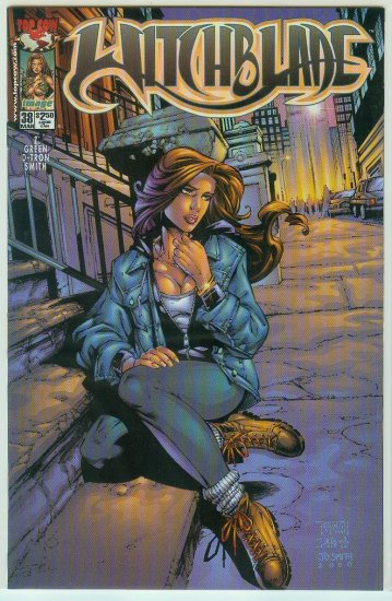 Witchblade #38 (2000)