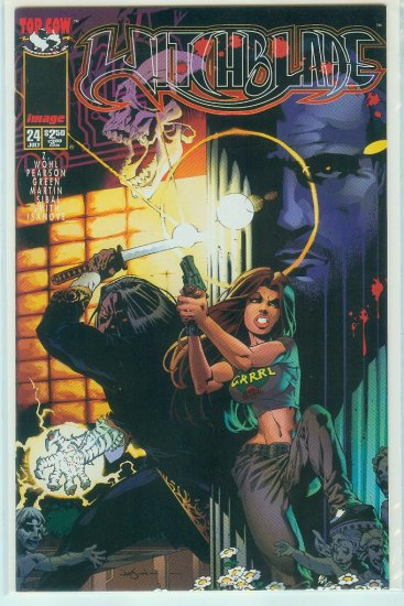Witchblade #24 (1998)