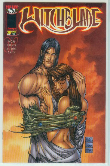 Witchblade #20 (1998)