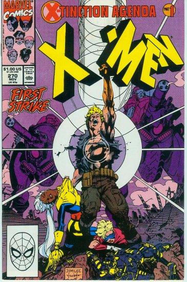 UNCANNY X-MEN #270 (1990)