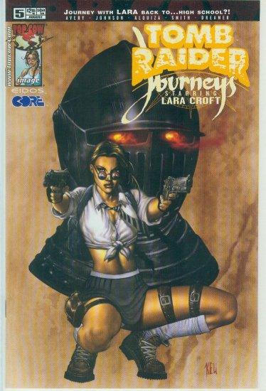 Tomb Raider Journeys #5 (2001)