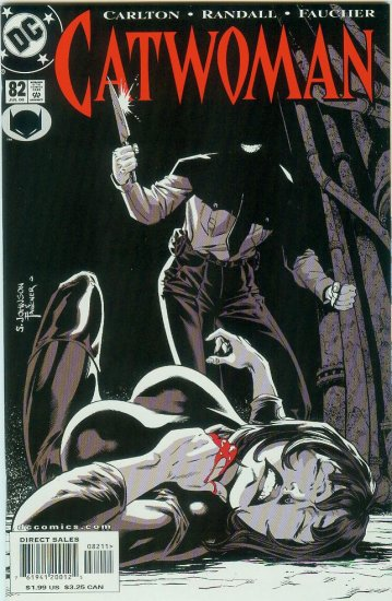 CATWOMAN #82 (2000)