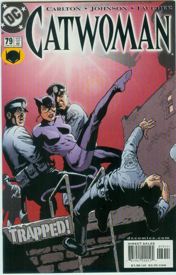 CATWOMAN #79 (2000)