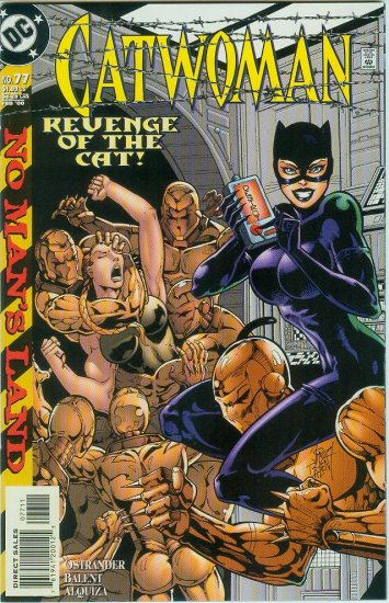 CATWOMAN #77 (2000)