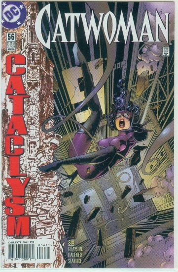CATWOMAN #56 (1998)