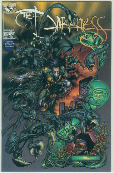 THE DARKNESS #15 (1998)