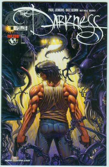 THE DARKNESS #1 (2003) VOL. 2