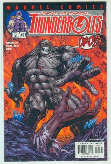 THUNDERBOLTS #53 (2001)