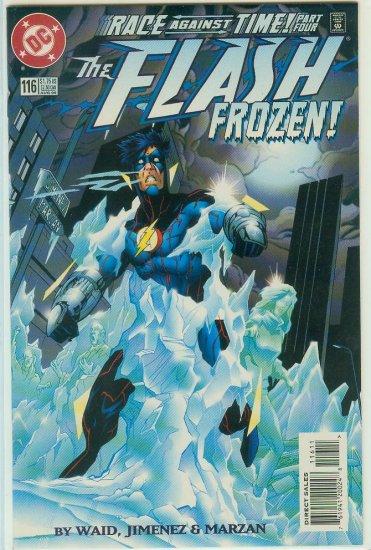 FLASH #116 (1996)