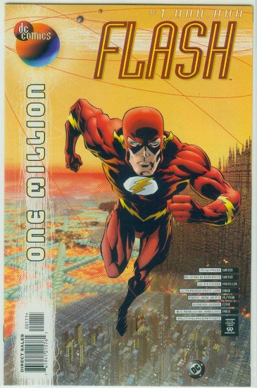 FLASH #ONE MILLION (1998)