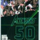 AVENGERS #50 (2002)