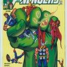 AVENGERS #40 (2001)