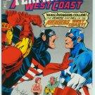 AVENGERS WEST COAST #102 (1994)