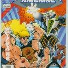 WAR MACHINE #20 (1995)