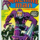 MACHINE MAN #1 (1978) Bronze Age (Jack Kirby)