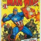SUPER SOLDIER MAN OF WAR #1 (1997)