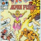 X-MEN AND ALPHA FLIGHT #1 OF 2 (1985)