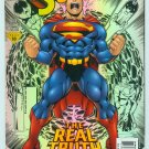 SUPERMAN #166 (2001) FOIL COVER