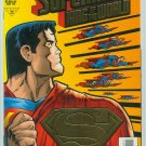 SUPERMAN KING OF THE WORLD #1 (1999) ENHANCE COVER