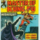 MASTER OF KUNG FU #16 (1973) Bronze Age