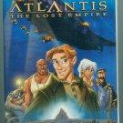 Disney's Atlantis: The Lost Empire (VHS 2002)