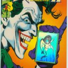 ROBIN 2 THE JOKER'S WILD #1-3 HOLOGRAM COVER (1991)