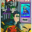 ROBIN 2 THE JOKER'S WILD #2 HOLOGRAM COVER (1991)