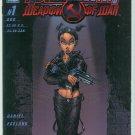 ADRENALYNN WEAPON OF WAR #1 (1999)