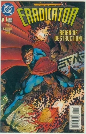 ERADICATOR #1-3 COMPLETE SERIES (1996)