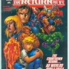 HEROES ReBORN THE RETURN #1-4 (1997)