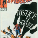 AMAZING SPIDER-MAN #278 (1986) SIGNED 3 TIMES