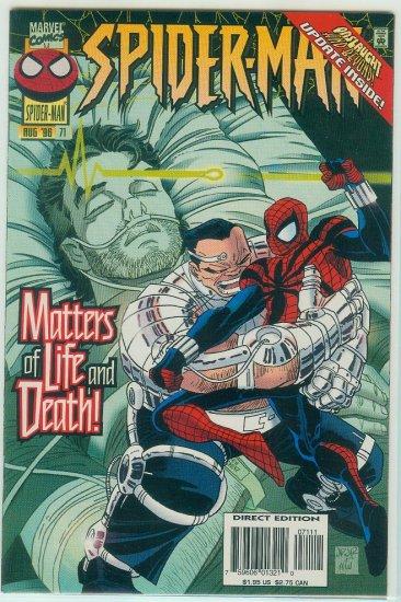 SPIDER-MAN #71 (1996)